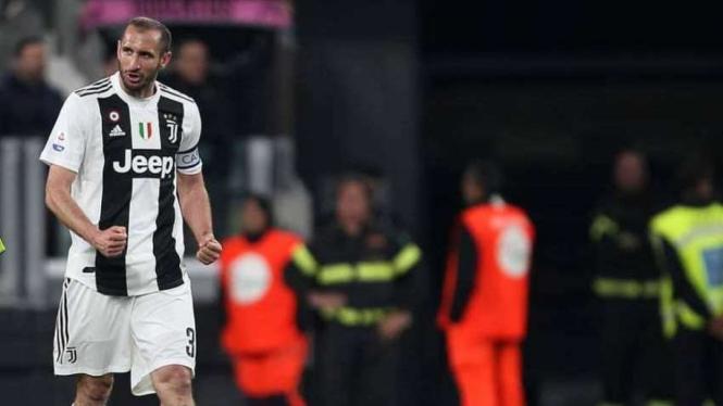 Bek Juventus, Giorgio Chiellini.