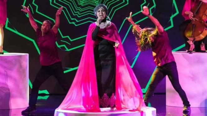 Siti Saniyah wakil dari Indonesia di Asia's Got Talent