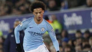 Winger Manchester City, Leroy Sane