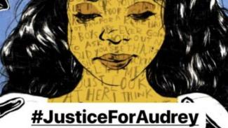 #JusticeforAudrey