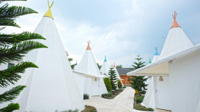 Highland Park Resort Bogor, Jawa Barat.