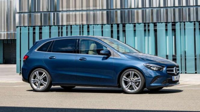 New Mercedes-Benz B-Class