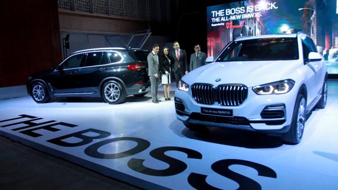 Peluncuran All-New BMW X5