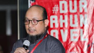Novel Baswedan, Sarasehan Budaya Dua Tahun Novel