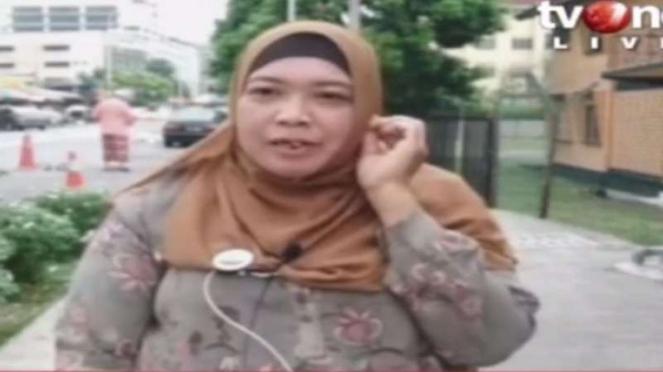 Thoifatun, saksi penggerebekan surat suara tercoblos di Malaysia