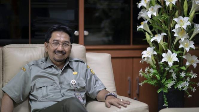 Dirjen PSP Kementan, Sarwo Edhy.