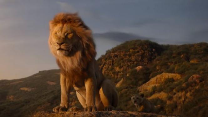 Lion King live-action.