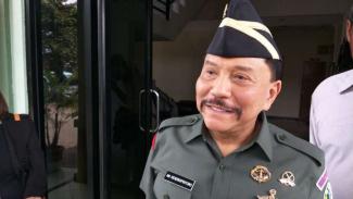 Mantan Kepala Badan Intelijen Negara AM Hendropriyono.