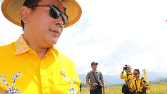 Ketua Umum Partai Berkarya Tommy Soeharto