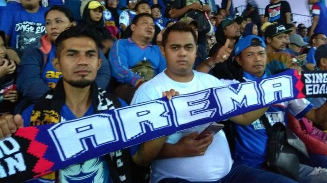 Suporter Arema FC, Aremania