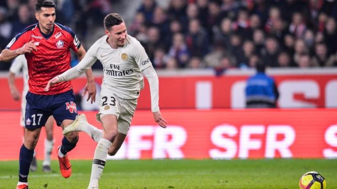 Pertandingan Lille vs Paris Saint-Germain