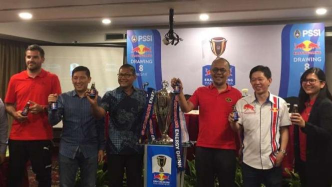 Undian 8 besar Piala Indonesia 2019