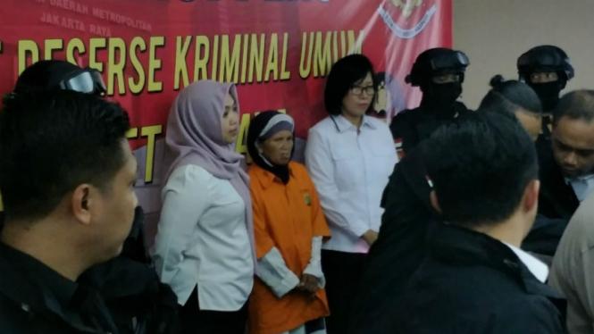 Penculik balita di Bekasi ditangkap