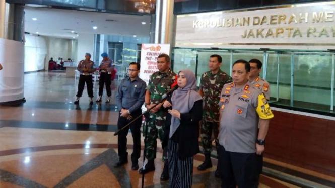 Kapolda Metro Jaya Irjen Polisi Gatot Edy Pramono