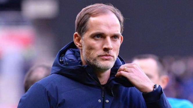 Pelatih Paris Saint-Germain (PSG), Thomas Tuchel