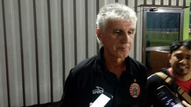 Pelatih Persija, Ivan Kolev