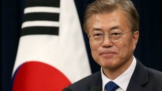 Moon Jae-in Presiden Korea Selatan
