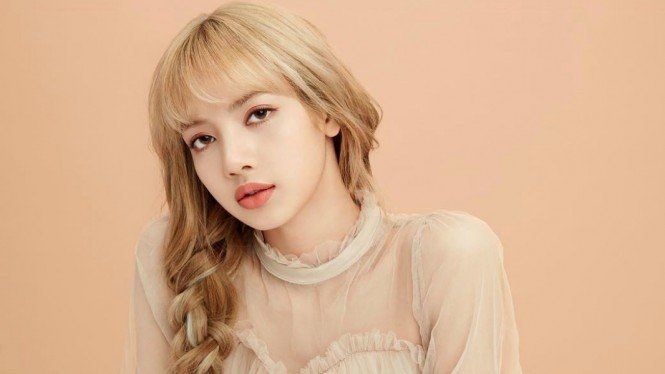 Lisa Blackpink.
