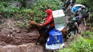 Mendagri Tito Minta Bantuan TNI-Polri Kawal Logistik Pilkada