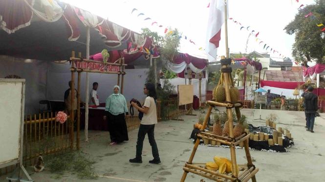 Kampoeng Pemilu Nusantara di Depok
