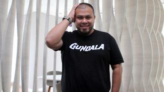 Joko Anwar, sutradara Film Gundala.