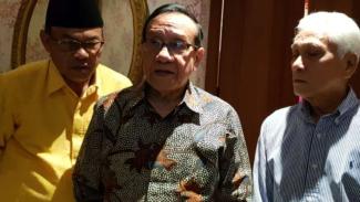 Tokoh Golkar dan alumni HMI, Akbar Tandjung.