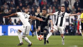 Pertandingan Juventus vs Ajax Amsterdam