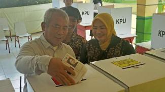 Wali Kota Bekasi Rahmat Effendi.