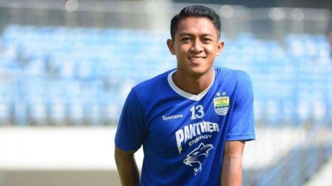 Winger Persib Bandung, Febri Hariyadi