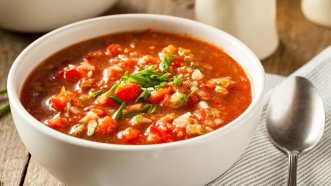 Makanan Spanyol
