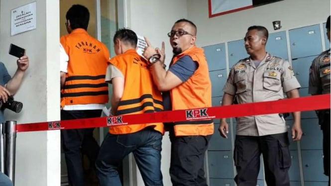 Koruptor politikus PDIP pilih Prabowo di Pemilu 2019
