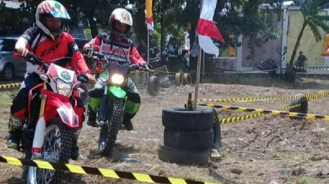 TPS 06 Trail Trabas Semarang.