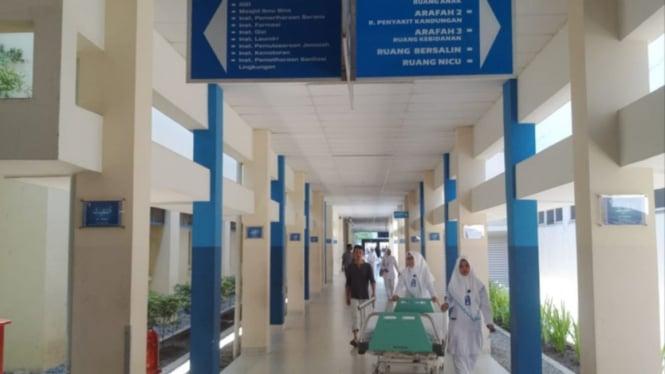 Rumah Sakit Umum Zainal Abidin (RSUZA) Banda Aceh