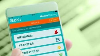 BNI Mobile Banking.