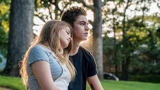 After, film tentang kisah cinta pasangan remaja