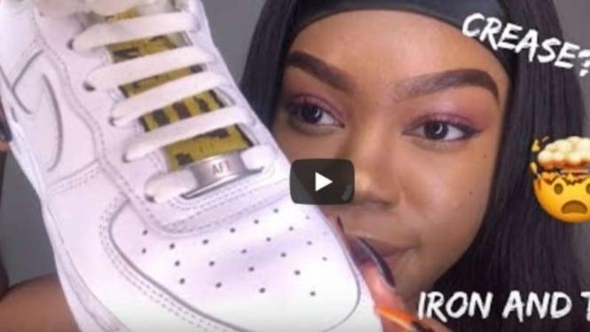 Tips rawat sneakers