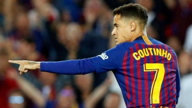 Bintang Barcelona, Philippe Coutinho