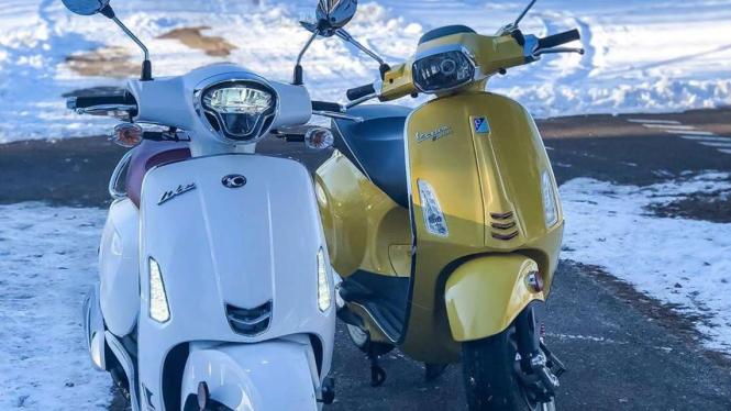 Siasat Baru Pabrikan China Lawan Sepeda Motor Jepang di