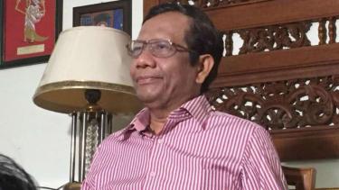 Mantan Ketua Mahkamah Konstitusi (MK) Mahfud MD.