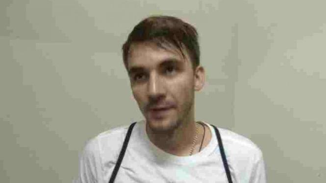 Pemain asing Arema FC, Pavel Smolyachenko.