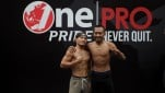 Timbang Badan One Pride Fight Night 28, Brando Mamana VS Agus Rustandi
