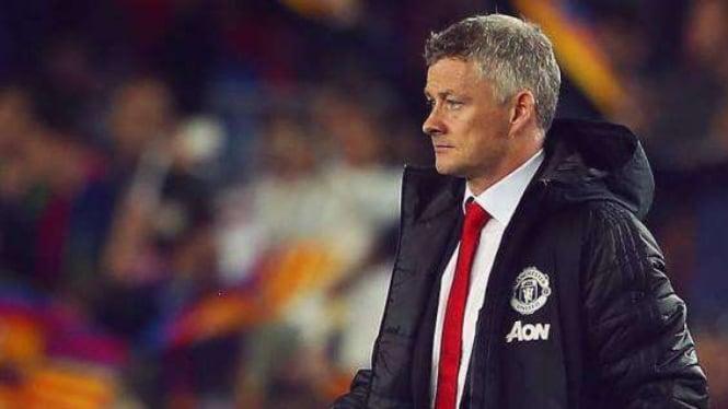 Manajer Manchester United, Ole Gunnard Solskjaer