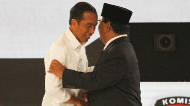 Jokowi-Prabowo (Photo/Viva.co.id)