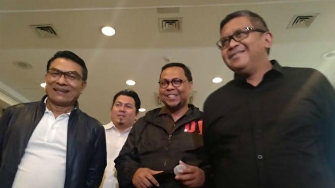 Pejabat Tim Kampanye Nasional Jokowi-Maruf
