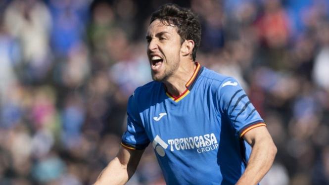 Striker Getafe, Jaime Mata.