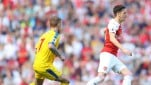 Duel Arsenal vs Crystal Palace.