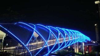 Jembatan Rantai, Tangerang