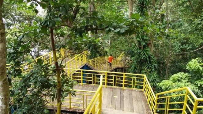Taman Hutan di Sabang
