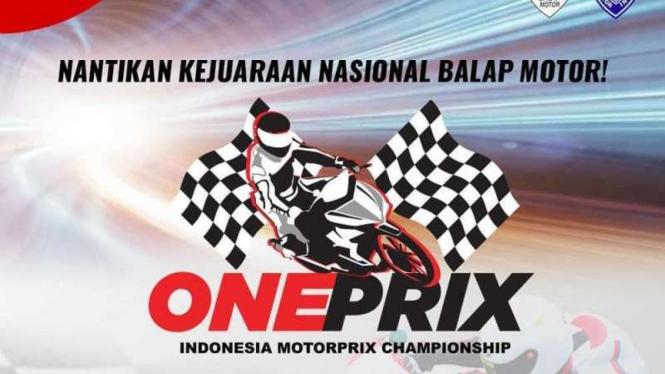 Ajang Indonesia MotorPrix Championship (OnePrix) 2019