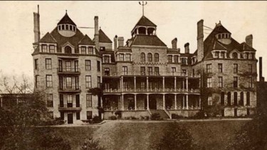 Hotel Paling Angker di Amerika